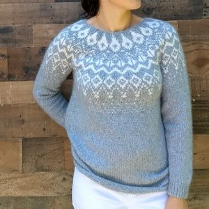 Sonoma grey sweater